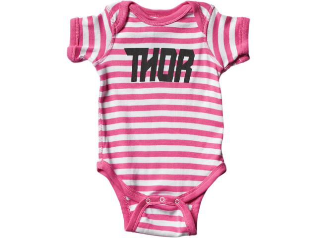 TUTINA INFANT THOR PINK-WHITE