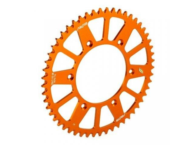 CORONA KTM ORANGE SX 125-250 1993-2020 SXF 250-450 2007-2021 ERGAL COD. 3547
