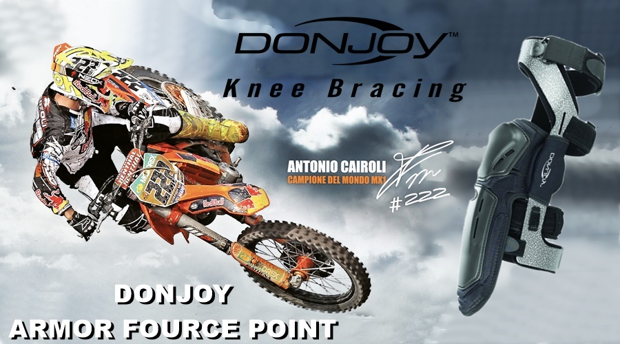 DONJOY FOURCE POINT