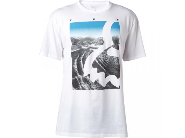 T-SHIRT EYECON PHOTO SS TEE WHITE