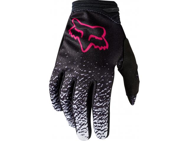 GUANTI CROSS FOX DONNA  DIRTPAW BLACK-PINK 2018