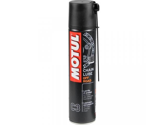 MOTUL SPRAY CATENA (GRASSO CATENA) CHAIN LUBE OFF ROAD
