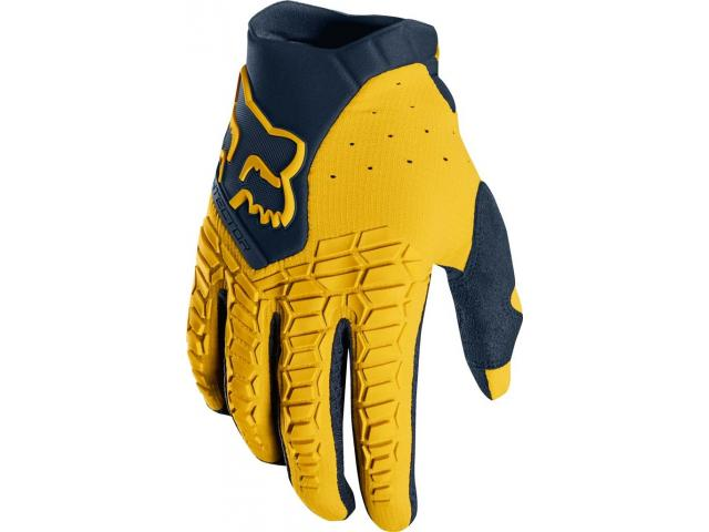 GUANTI CROSS FOX PAWTECTOR NAVY-YELLOW 2019