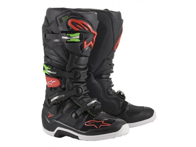 STIVALE TECH 7 BLACK RED GREEN 2020