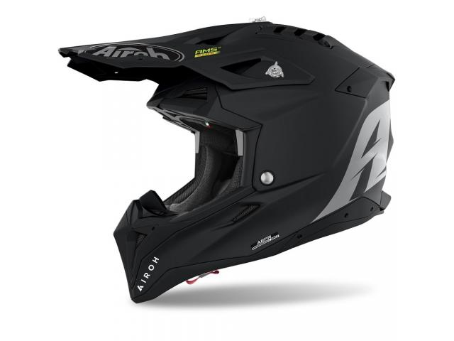 CASCO AVIATOR 3 COLOR BLACK MATT 2021