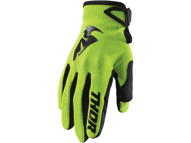 GLOVE GUANTO BAMBINO SECTOR YELLOW  AC