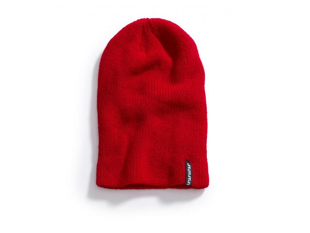 JT RACING SLOUCH BEANIE RED