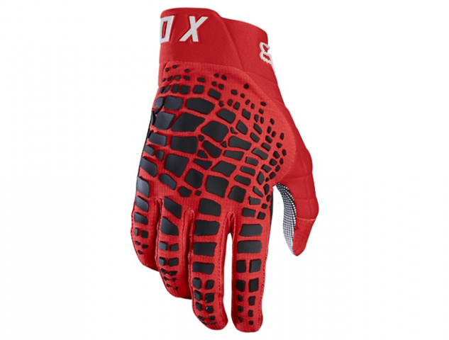 GUANTI CROSS FOX 360 GRAV RED 2018